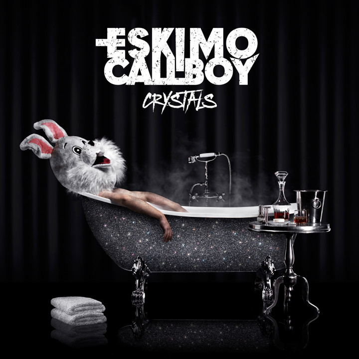Eskimo Callboy - Crystals Cover