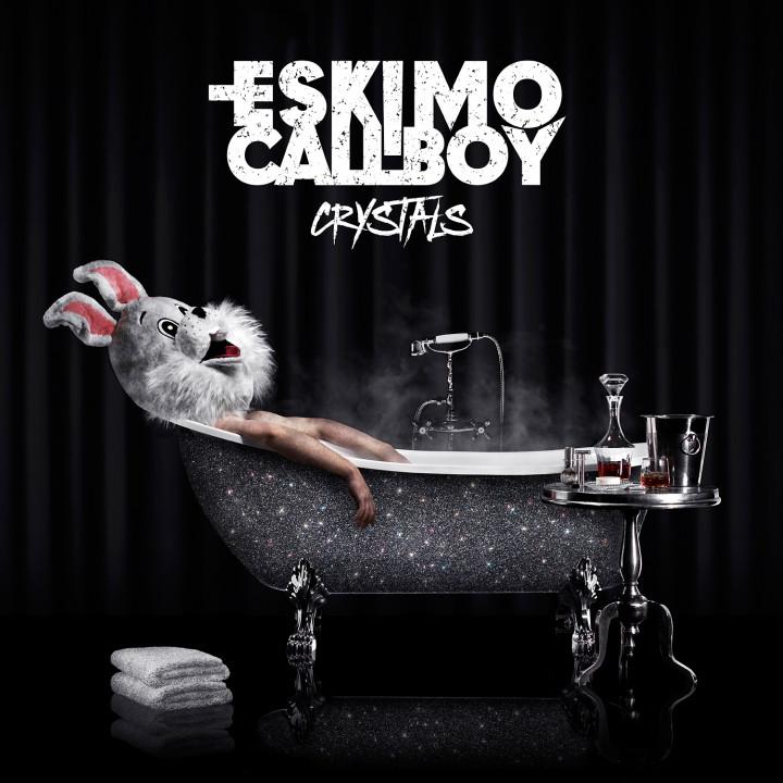 Eskimo Callboy - Crystals Cover