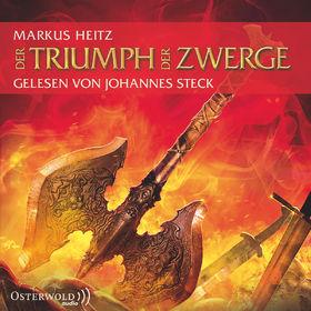 Markus Heitz, Der Triumph der Zwerge, 09783869522517