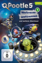 Q Pootle 5, 01: Weltraumwettrennen (DVD 1, Folge 1-8), 00602547194701