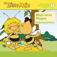 Die Biene Maja, 01: Maja wird geboren, Maja lernt fliegen u.a., 00602547158208