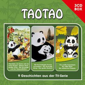 Tao Tao, Tao Tao - 3-CD Hörspielbox, 00602547157423