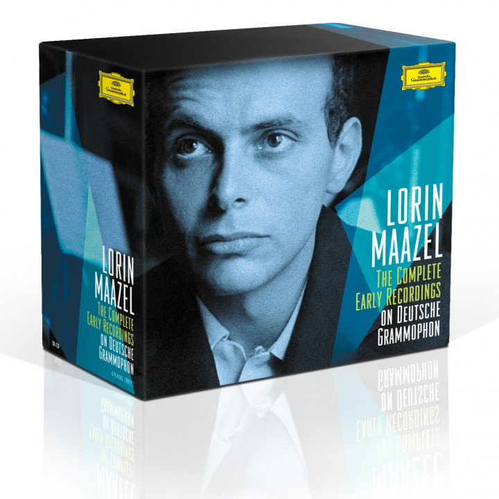 Maazel - The Complete Early DG Recordings