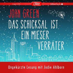 John Green, Das Schicksal ist ein mieser Verräter (ungekürzt), 09783867427333