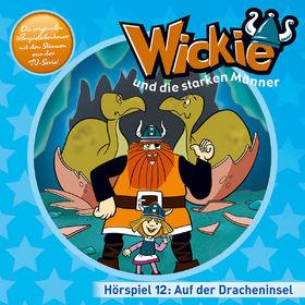 Wickie, 12: Auf der Dracheninsel, Im Eis gefangen u.a., 00602547160379