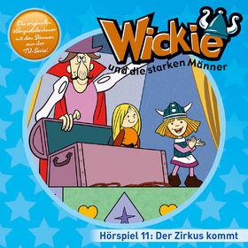Wickie, 11: Der Zirkus kommt, Die Schatzgräber u.a., 00602547160362