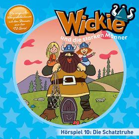 Wickie, 10: Die Schatztruhe, Das böse Weib u.a., 00602547160348