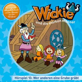 Wickie, 13: Wer anderen eine Grube gräbt u.a., 00602547160454