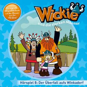 Wickie, 08: Der Überfall aufs Winkadorf u.a., 00602547160294