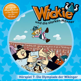 Wickie, 07: Die Olympiade der Wikinger u.a., 00602547160287