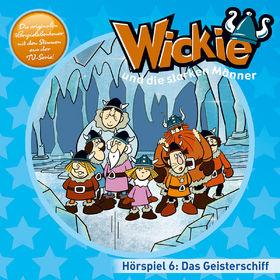 Wickie, 06: Das Geisterschiff, Der Eskimoschatz, 00602547160232