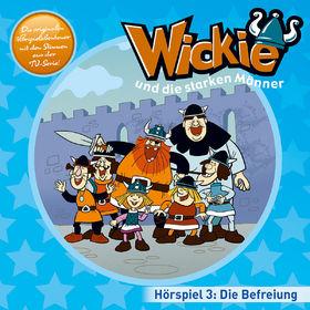 Wickie, 03: Die Befreiung, Die rotäugigen Riesen, 00602547159779