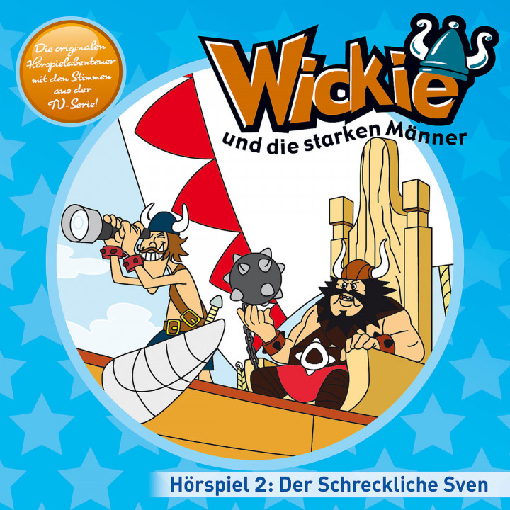 02: Der schreckliche Sven, Die neunzehn Wölfe u.a.
