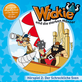 Wickie, 02: Der schreckliche Sven, Die neunzehn Wölfe u.a., 00602547159762