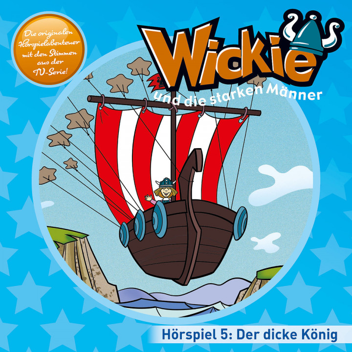 05: Der dicke König, Das fliegende Schiff