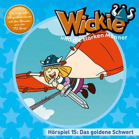 Wickie, 15: Das goldene Schwert, Reise mit Hindernissen u.a., 00602547160478