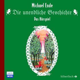Michael Ende, Die unendliche Geschichte - Das Hörspiel, 09783867427234