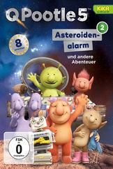 Q Pootle 5, 02: Asteroidenalarm (DVD 2, Folge 9 - 16), 00602547194718