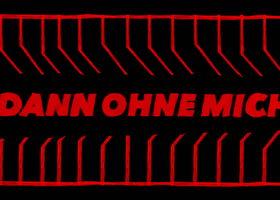Donots, Dann ohne mich (Lyric Video)