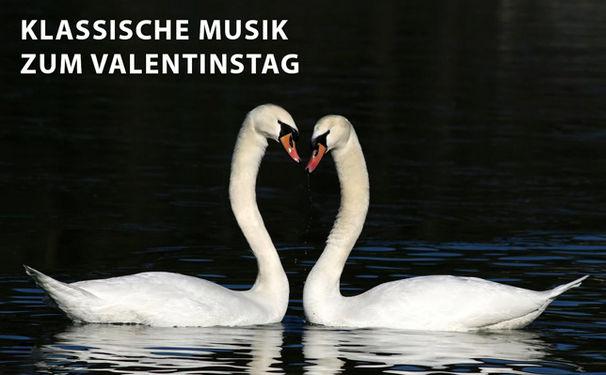Klassik zum Valentinstag, Romantik pur - Klassische Musik zum Valentinstag