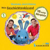 Kikaninchen, 01: Mein Geschichtenkissen! 10 lustige Hörspiele, 00602537539949