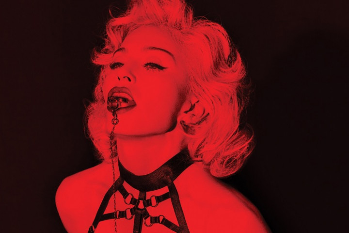 Madonna Rebel Heart Super Deluxe Cover