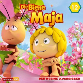 Die Biene Maja, 12: Der kleine Ausreißer, Dicke Luft u.a. (CGI), 00602547160157
