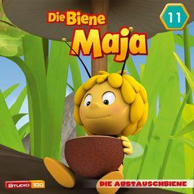 Die Biene Maja, 11: Die Austauschbiene u.a. (CGI), 00602547160140