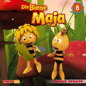 Die Biene Maja, 08: Majas Schatz, Der grosse Streit u.a. (CGI), 00602547160065