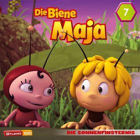 Die Biene Maja, 07: Die Sonnenfinsternis, Majas Blume u.a. (CGI), 00602547160058