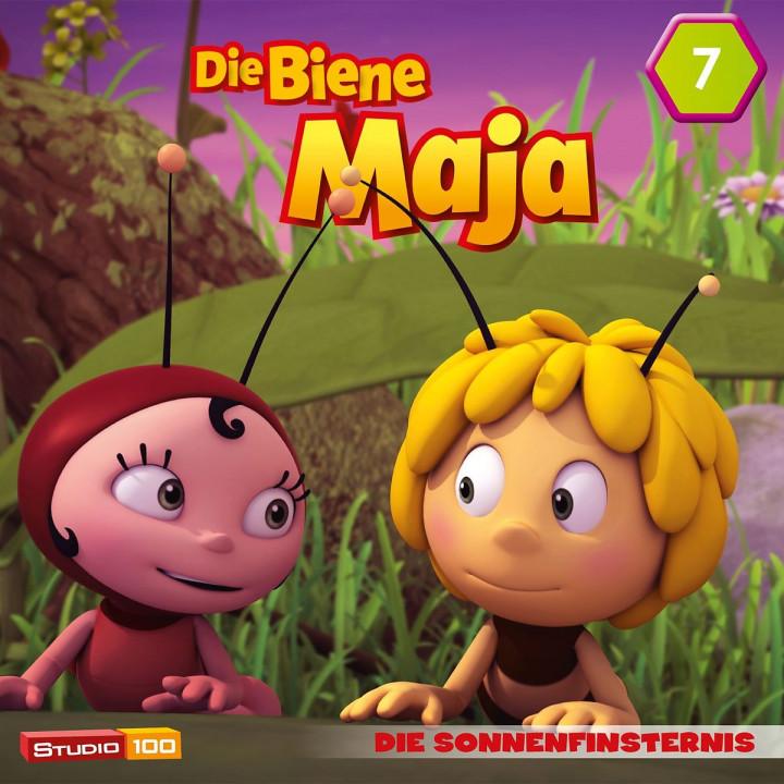 07: Die Sonnenfinsternis, Majas Blume u.a. (CGI)