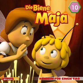 Die Biene Maja, 10: Königin für einen Tag u.a. (CGI), 00602547160133