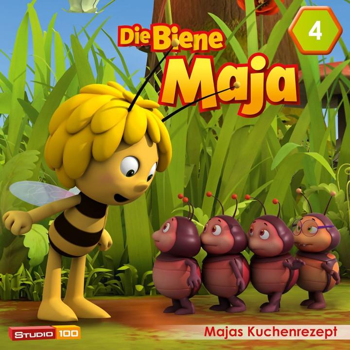 04: Die Lausebiene, Majas Kuchenrezept u.a. (CGI)
