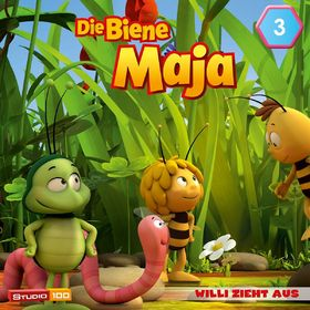 Die Biene Maja, 03: Der Bienentanz, Willi zieht aus u.a. (CGI), 00602547159908
