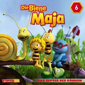 Die Biene Maja, 06: Das Zepter der Königin u.a. (CGI), 00602547159977