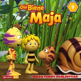 Die Biene Maja, 09: Maja feiert Schlüpftag u.a. (CGI), 00602547160072