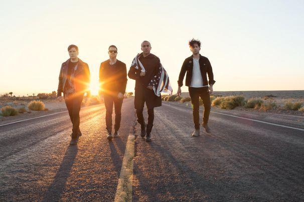 Fall Out Boy, American Beauty / American Psycho Tour: Fall Out Boy kommen im Oktober 2015 nach Deutschland