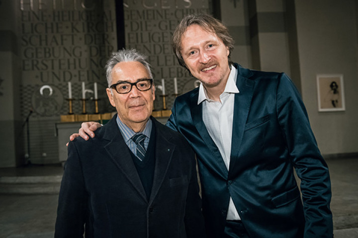 Howard Shore, Albrecht Mayer