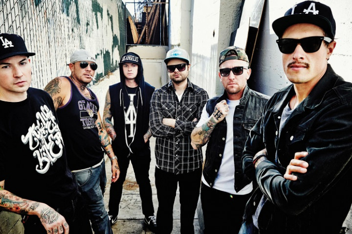 Hollywood Undead 2015 Bild 5