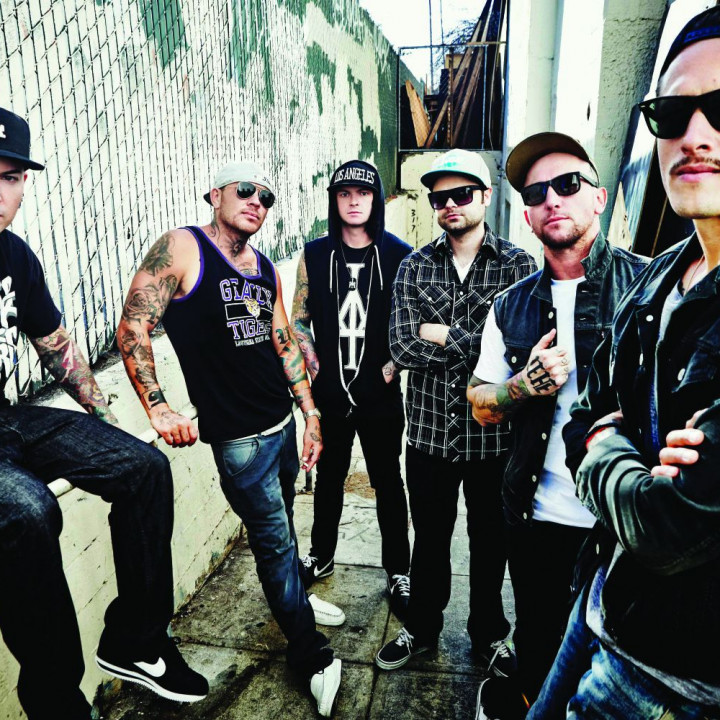 "Hollywood Undead ""Day Of The Dead"", 2015"