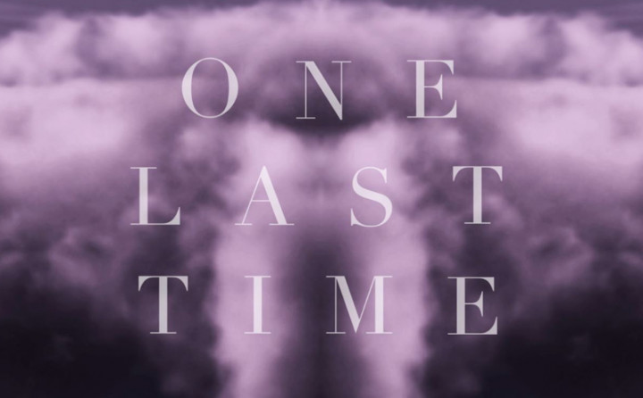 One Last Time (Lyric Video)