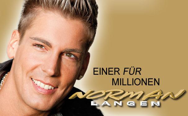 Norman Langen, Das Best Of Album - Einer für Millionen von Norman Langen erscheint noch im Februar!