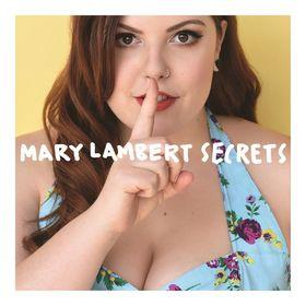 Mary Lambert, Secrets, 00602537891627