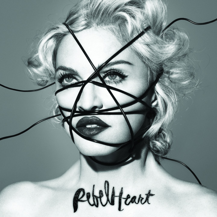 Madonna Rebel Heart Cover digital und Deluxe
