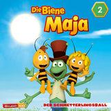Die Biene Maja, 02: Der Schmetterlingsball u.a. (CGI), 00602547159922