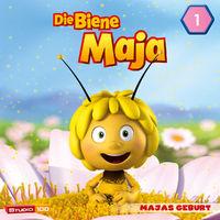 Die Biene Maja, 01: Majas Geburt, Willis Flasche u.a. (CGI), 00602547159915