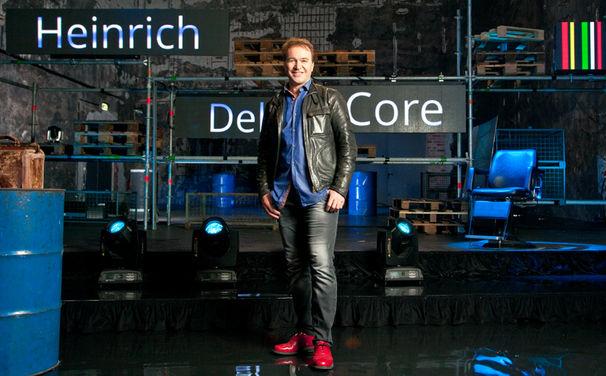 Heinrich Del Core, Das Album Alles halb so wild von Heinrich Del Core ist da