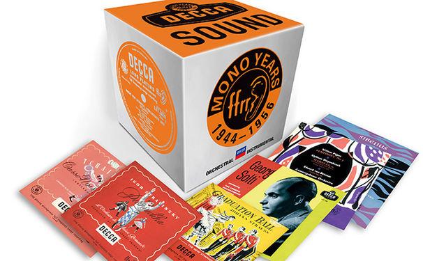 Decca Sound, HiFi-Geburtsstunde: Decca-Kultaufnahmen aus den Anfangsjahren