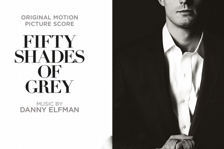 Fifty Shades Of Grey Score Cover