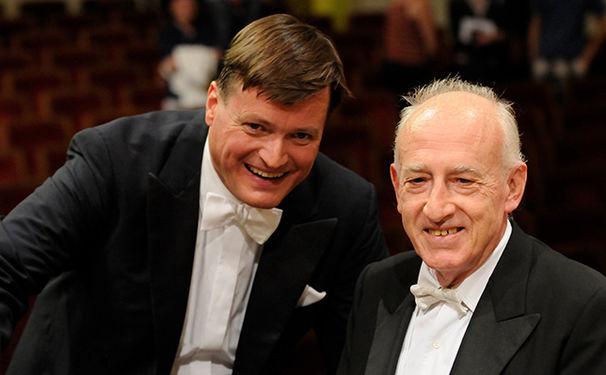 Maurizio Pollini, Gewinnen Sie 1 von 3 signierten CDs  Brahms: Klavierkonzert Nr.1 von Christian Thielemann und Maurizio Pollini